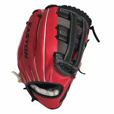 "Easton Small Batch 12"" Glove in Red"