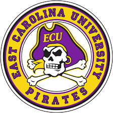 East Carolina University Auto Magnet