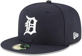 Detroit Tigers New Era 59Fifty Baseball Hat