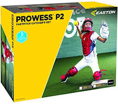 Easton Prowess Fastpitch Softball Youth Catcher's Box Set