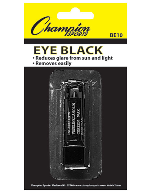 Champion Sports Baseball/Football Eye Black - DiscoSports