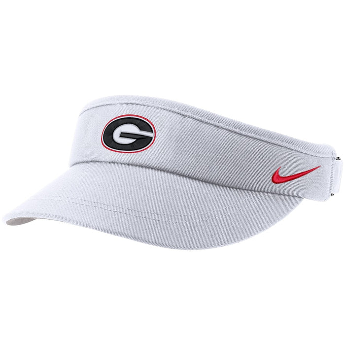 University of Georgia Bulldogs Sideline Performance Visor