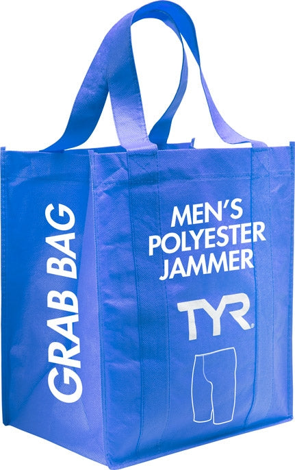 TYR Men's Grab Bag Polyester Jammer Swimsuit - DiscoSports