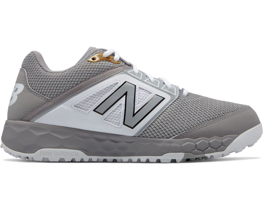 New Balance Men's Fresh Foam T3000v4 Turf Baseball Cleats - DiscoSports