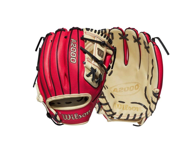 Wilson A2000 Baseball Glove of the Month (February 2020)- 11.5- RHT