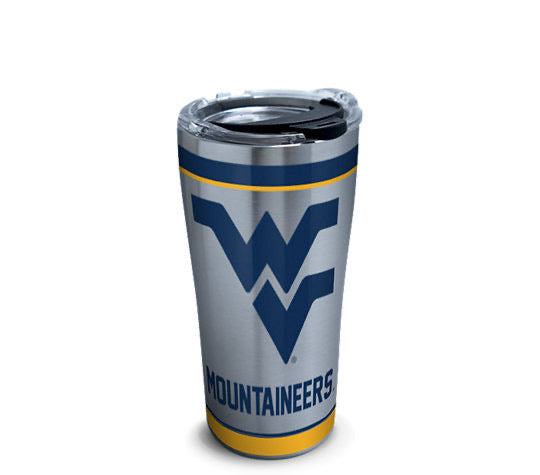 Tervis West Virginia University Stainless Steel 20 oz Tumbler