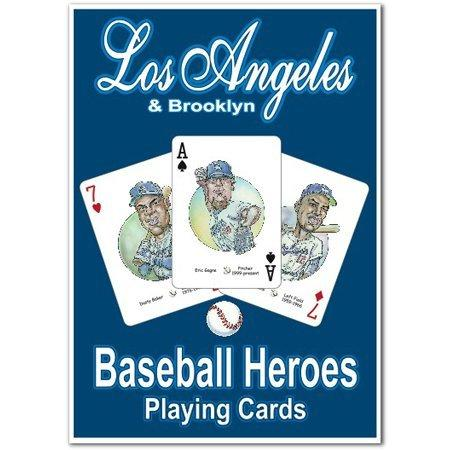 Hero Decks MLB Team Playing Cards - DiscoSports