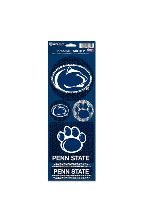 Penn State Prismatic Sticker
