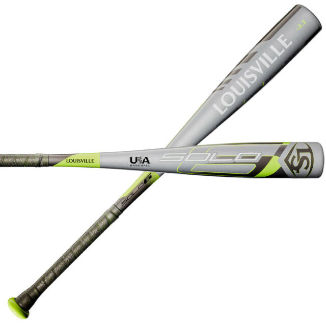 Louisville Slugger USA SOLO Baseball Bat 2020 (-11)
