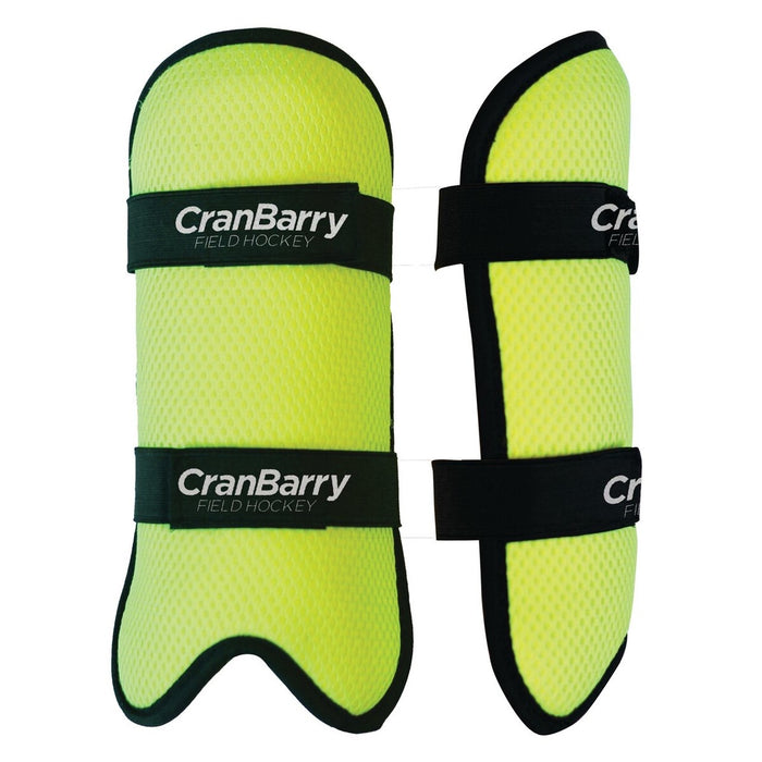 CranBarry Fit Youth Shinguards