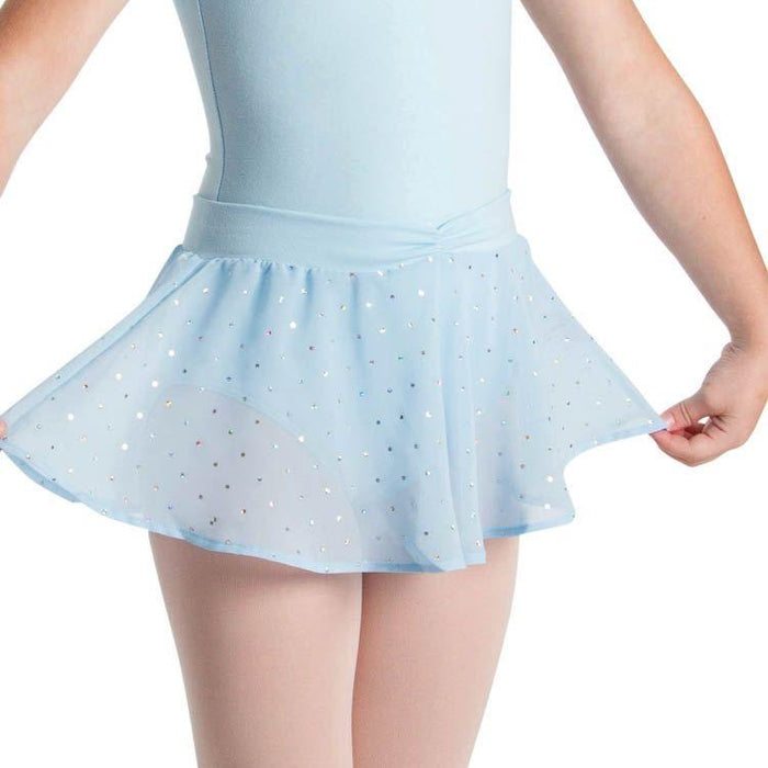 Sparkle skirt- Pastel Blue