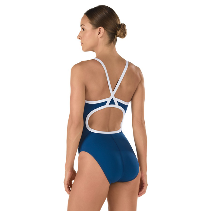 Speedo Solid Flyback Training Suit Endurance