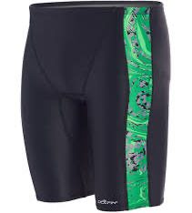Dolfin XtraSleek Eco Men's Green Hurricane Jammer