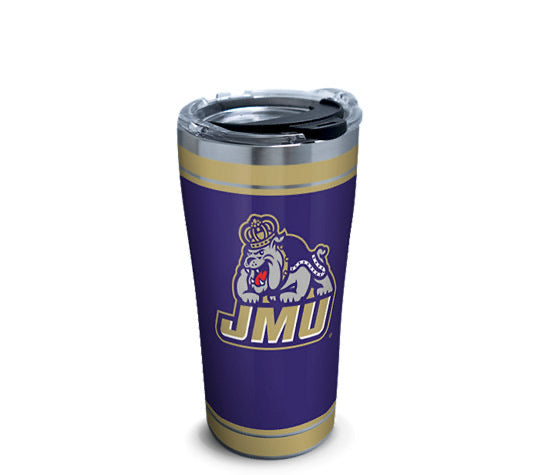 James Madison University Tervis Stainless 20 oz Tumbler