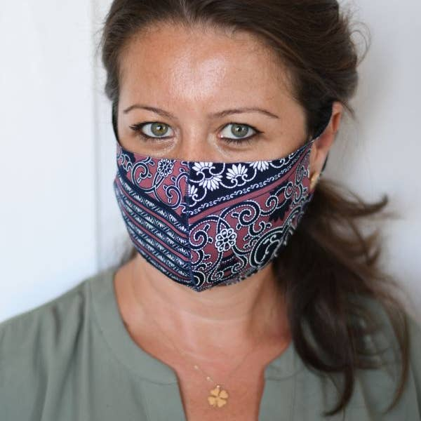 MIMOZZAS Adult Single Layer Mask