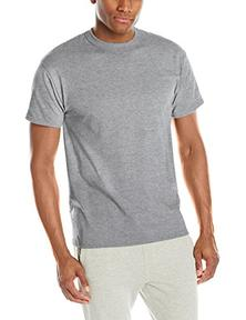 Russell T shirt- Oxford Gray