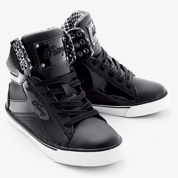Pastry Pop Tart Grid Hi-Top Dance Sneaker