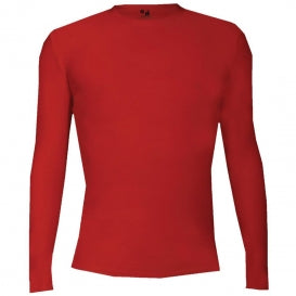 Badger Youth Long Sleeve Dri -Fit Shirt (Multiple Colors)