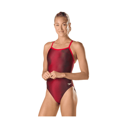 Speedo Hydro Amp Flyback Swimsuit