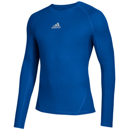 Adidas Men's Alphaskin Long Sleeve Tee - DiscoSports