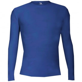 Badger Youth Long Sleeve Dri -Fit Shirt (Multiple Colors) - DiscoSports