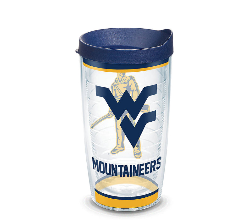 West Virginia University Traditional Tervis Tumbler