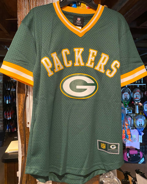 Green Bay Packers Youth Jersey