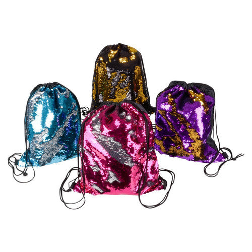 Flip Sequin Backpack - DiscoSports