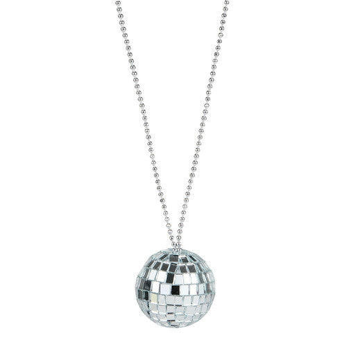Disco Ball Necklace - DiscoSports