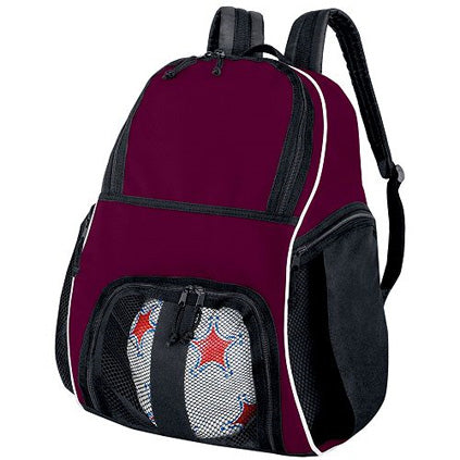 Sports Backpacks w/ballholder - DiscoSports