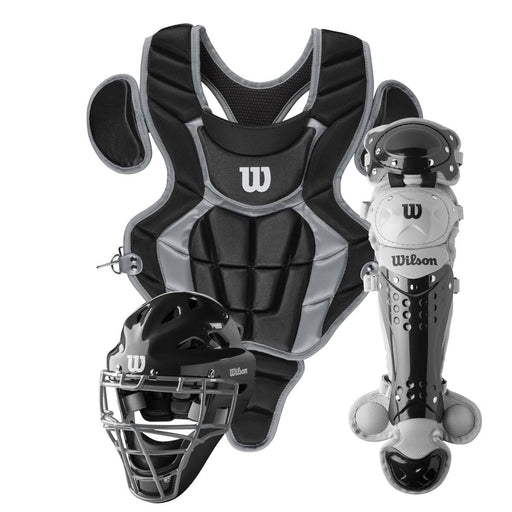 Wilson C200 Youth Catcher's Gear Kit - DiscoSports