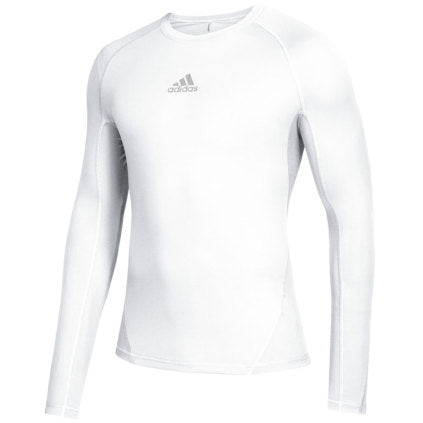 Adidas Men's Alphaskin Long Sleeve Tee