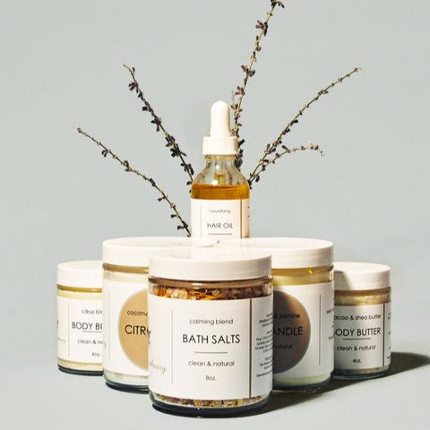 The Wellness Apothecary Collection