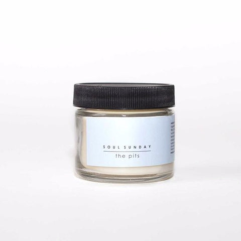Soul Sunday Natural Deodorant | The Pits
