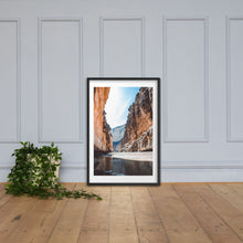 Load image into Gallery viewer, Framed poster