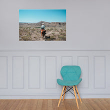 Load image into Gallery viewer, West Texas Cowboy Poster