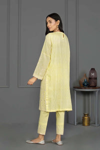 Sapphire 2 Piece Unstitched Embroidered Ladies Suit Pastel Vibes - V4