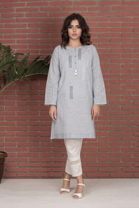 Ready to wear Printed Lawn Stitched Kurti By LSM-1573-ST