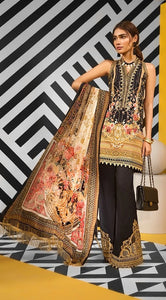 Viva Lawn Collection by Anaya 2020 Unstitched 3PC Suit VL-10A