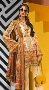 Viva Lawn Collection by Anaya 2020 Unstitched 3PC Suit VL-10B
