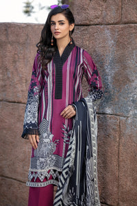 Jade Classic Revitalized by Firdous Lawn 3 Piece Unstitched Printed Lawn Suit -19779-A