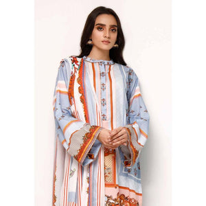 Gul Ahmed 2PC Digital Printed Lawn Suit TLP-06 A