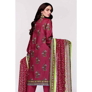Gul Ahmed 3 PC Printed Lawn Suit CL-683 A