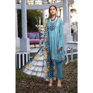 Gul Ahmed 3PC Printed Lawn Suit CL-767 A
