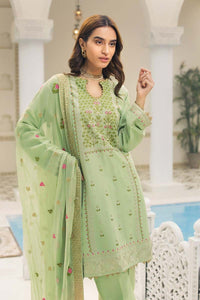 Ready to wear Embroidered Swiss Voile 3 Piece Suit LSV-13