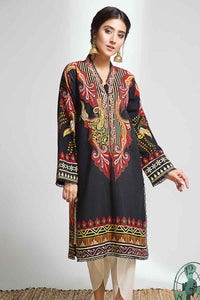 1PC-Digital-Printed-Khaddar-shirt-with-Embroidered-Neckline-SK-85