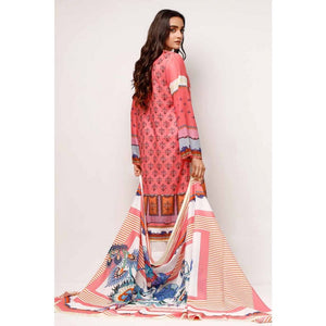 Gul Ahmed 2PC Digital Printed Lawn Suit TLP-06 B