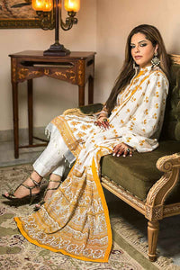 Ready to wear Embroidered Lawn 3 Piece Suit CL-578 B