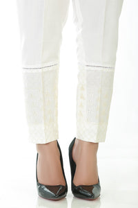 LSM Embroidered Stitched Trousers S20-TR-001