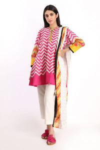 Ready to Wear Khaadi 2 Piece Kurta With Dupatta CKDP-20201
